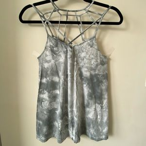 American Eagle Soft & Sexy Cut-out Tank